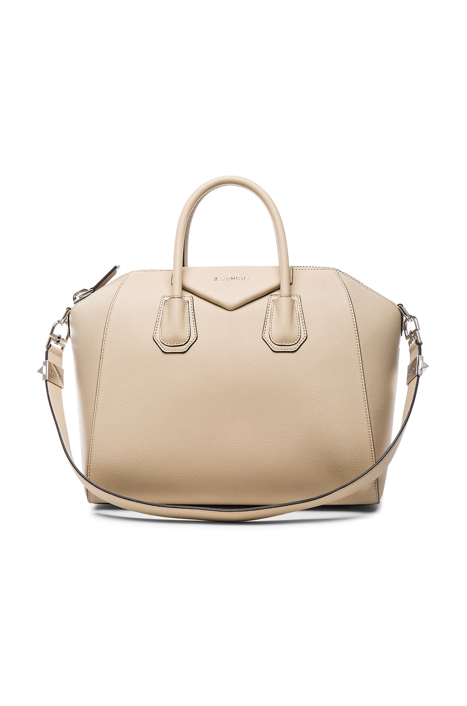 Image 1 of Givenchy Medium Antigona in Beige Buff