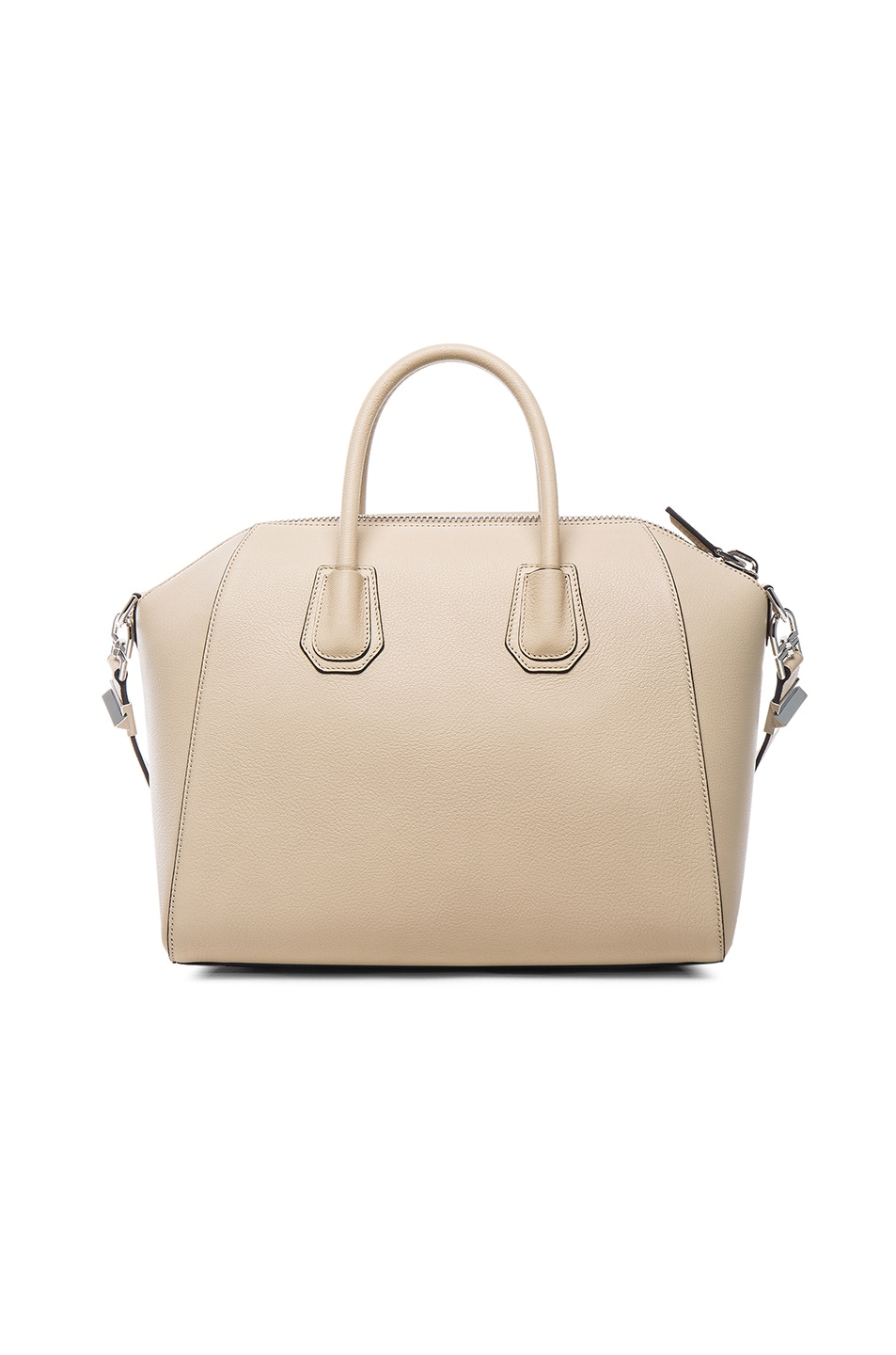 Image 3 of Givenchy Medium Antigona in Beige Buff