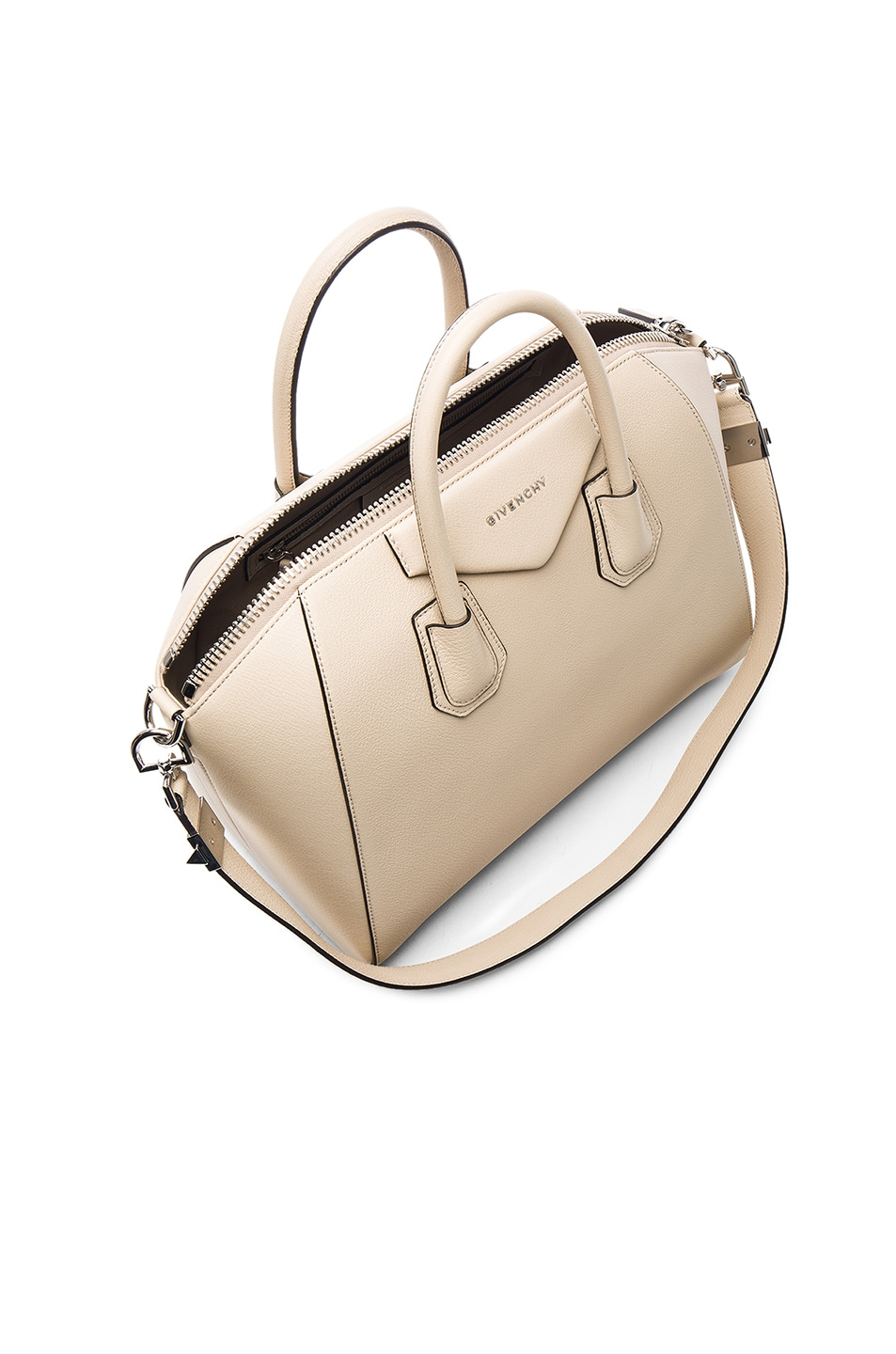 Image 5 of Givenchy Medium Antigona in Beige Buff