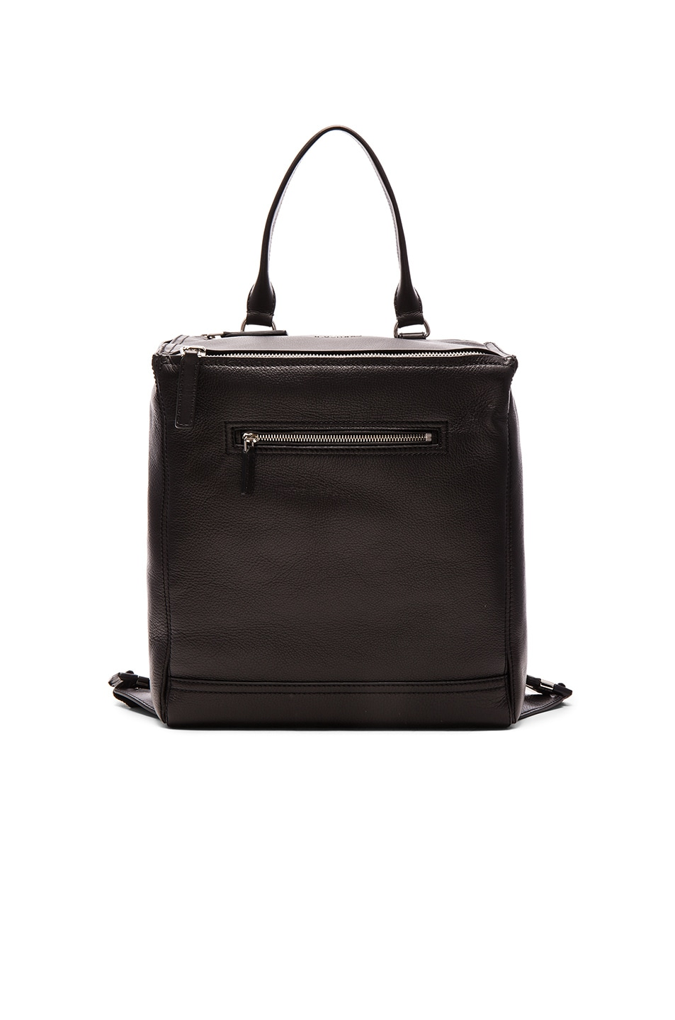 Image 1 of Givenchy Pandora Backpack in Black