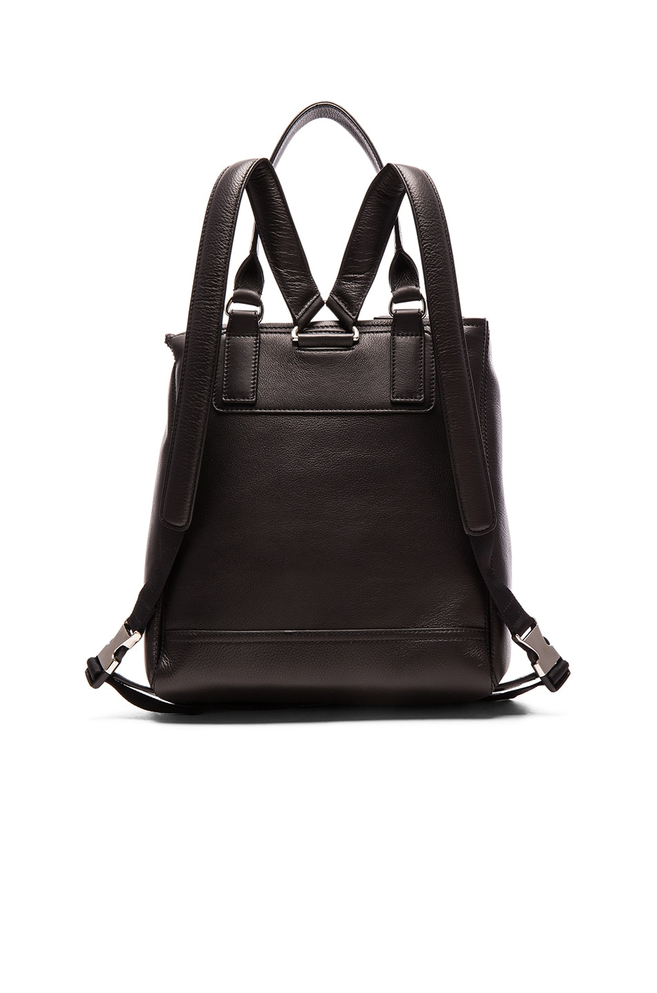 Image 3 of Givenchy Pandora Backpack in Black