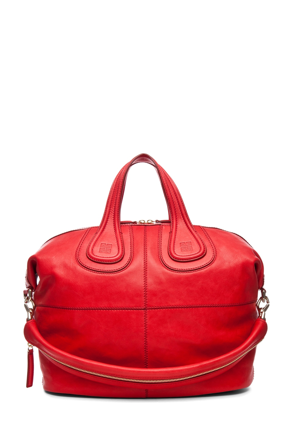 Image 1 of GIVENCHY Nightingale Medium in Red