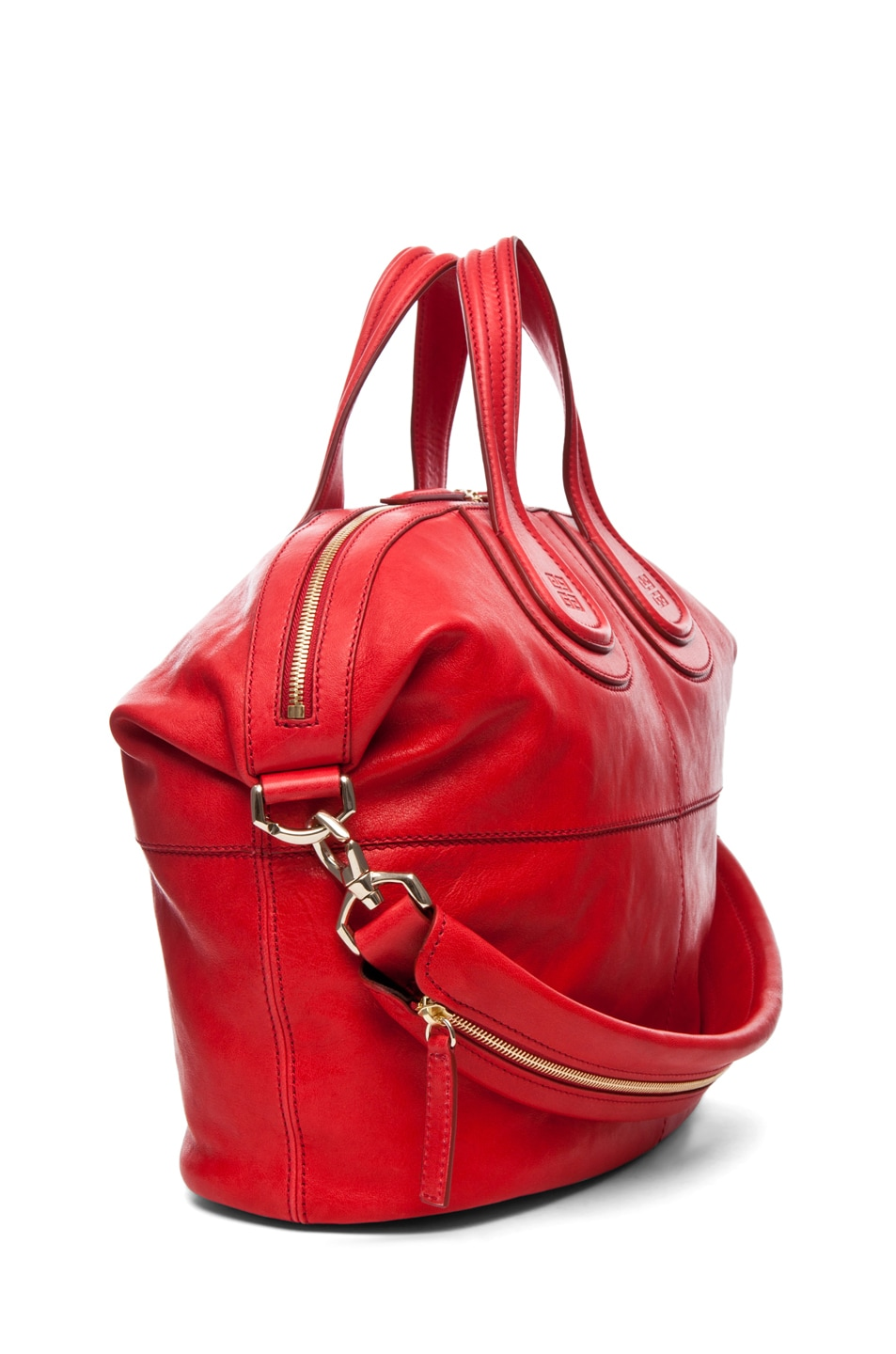 Image 3 of GIVENCHY Nightingale Medium in Red