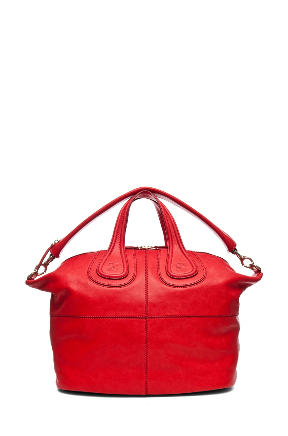 Image 5 of GIVENCHY Nightingale Medium in Red