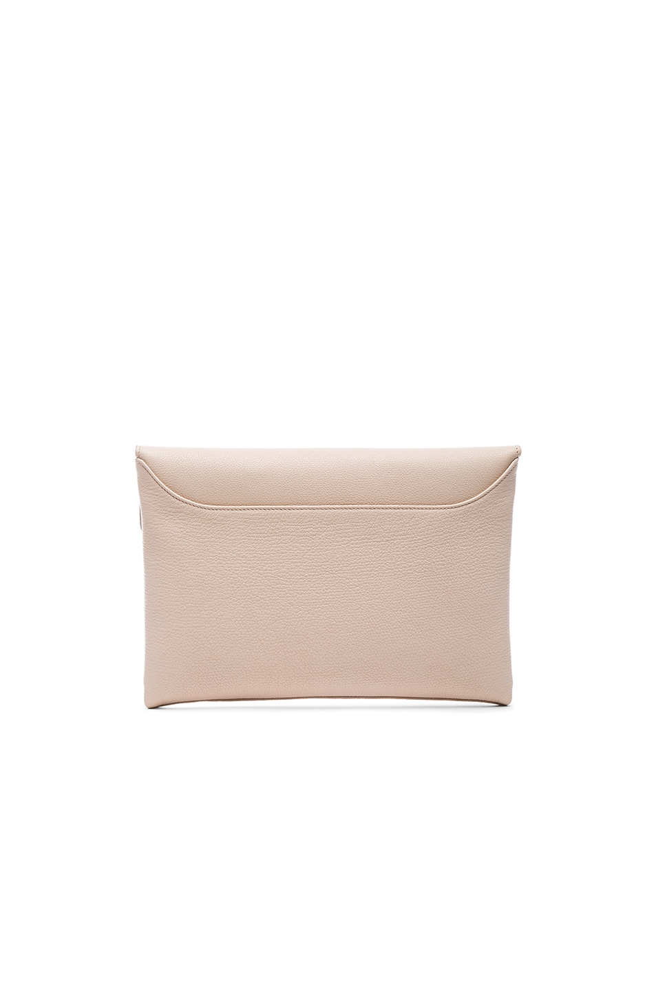 Image 3 of Givenchy Medium Antigona Envelope Clutch in Nude Pink