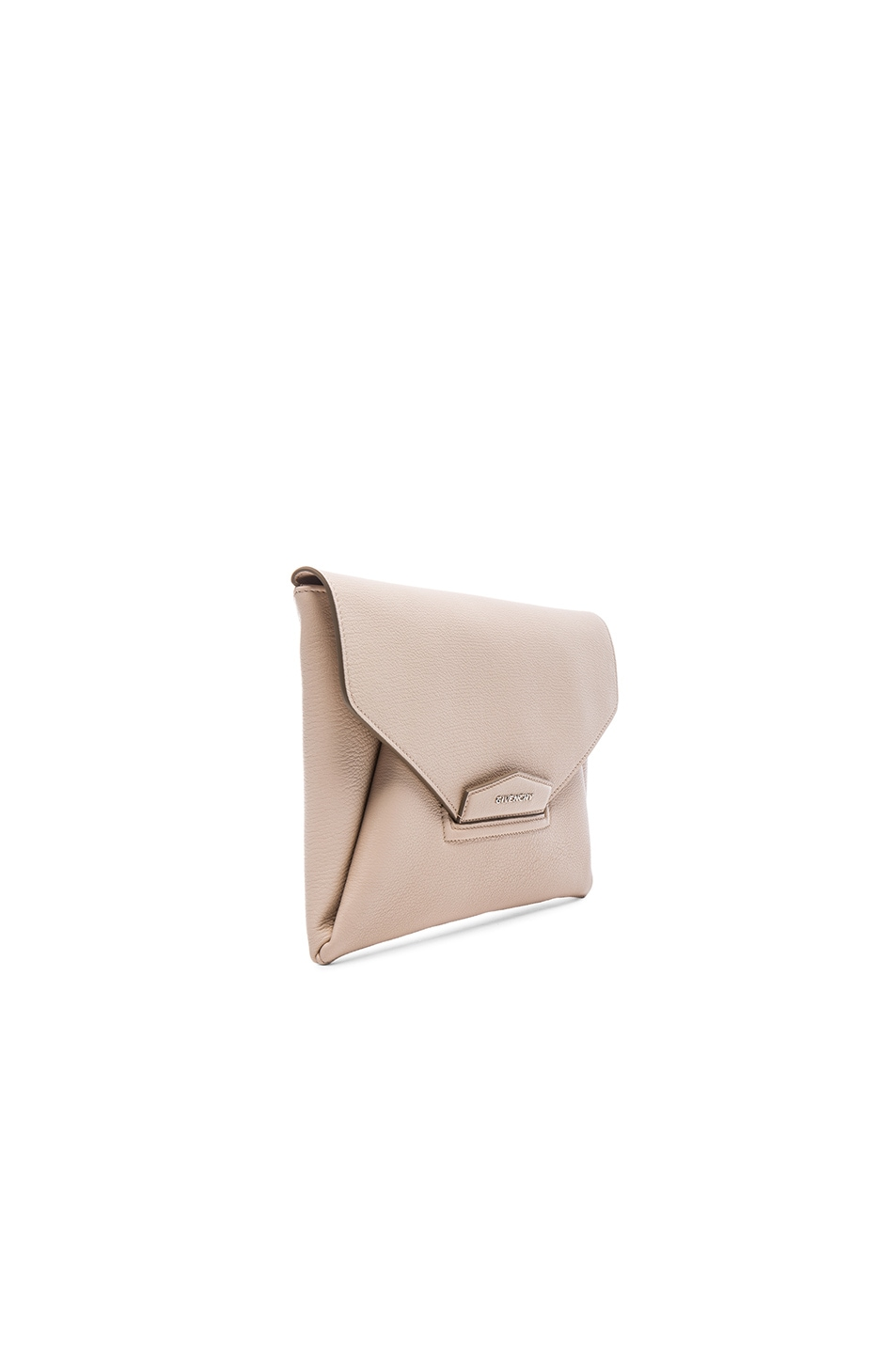 Image 4 of Givenchy Medium Antigona Envelope Clutch in Nude Pink