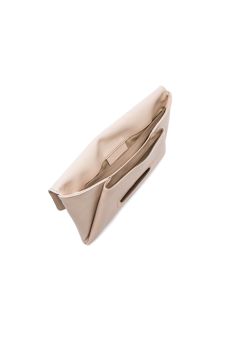 Image 5 of Givenchy Medium Antigona Envelope Clutch in Nude Pink