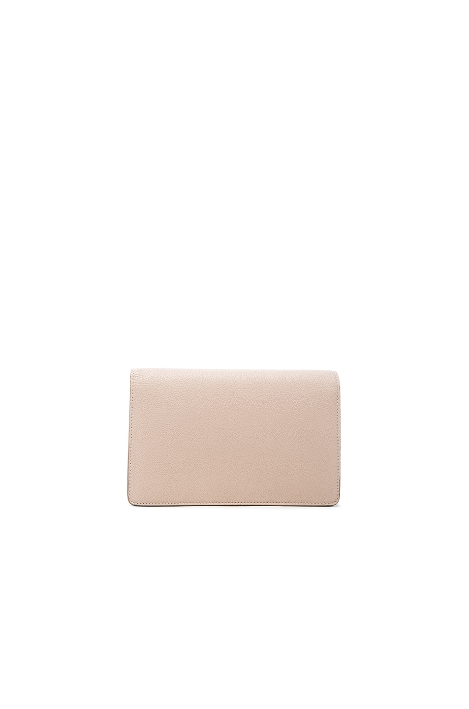 Image 3 of Givenchy Pandora Chain Wallet in Nude Pink