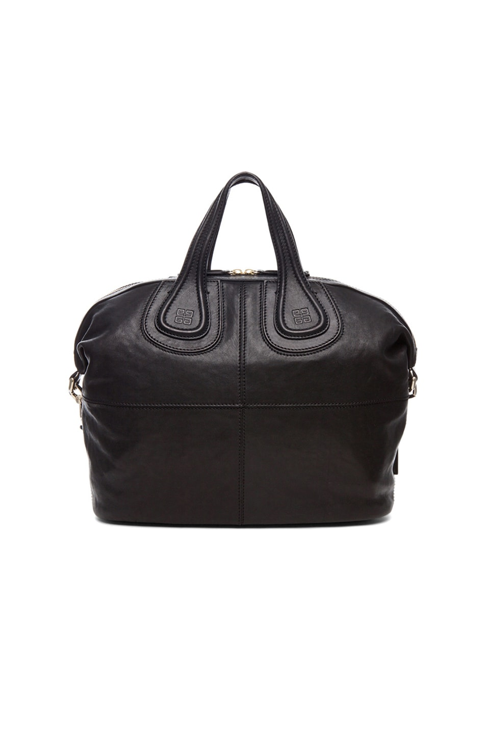 Image 2 of GIVENCHY Medium Nightingale in Black