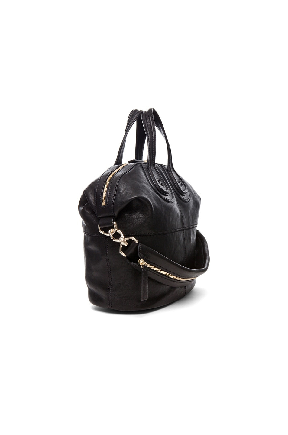 Image 3 of GIVENCHY Medium Nightingale in Black