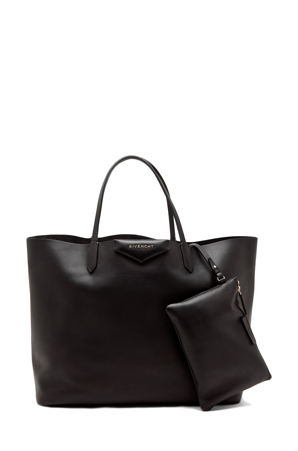 Image 4 of GIVENCHY Shopper with Pouch in Black