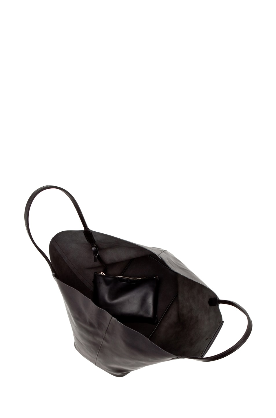 Image 6 of GIVENCHY Shopper with Pouch in Black