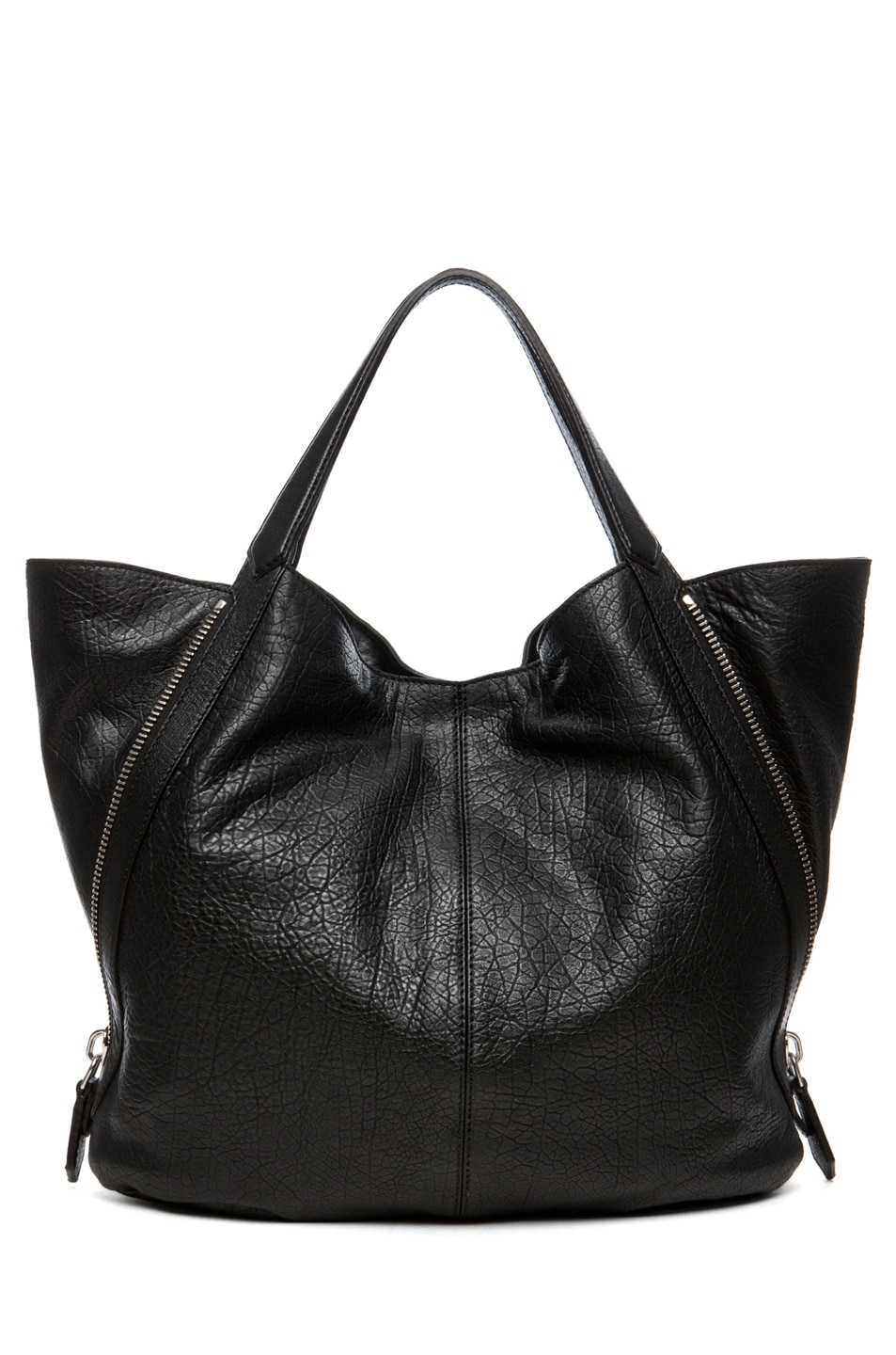Image 2 of GIVENCHY Large Shopping Bag in Black