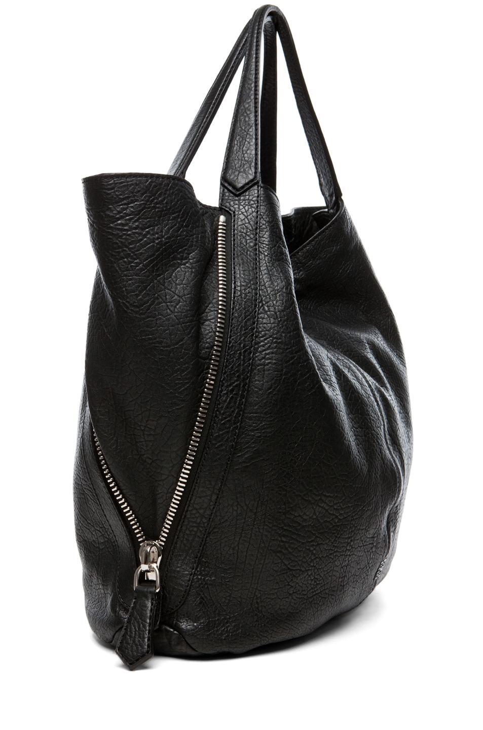 Image 3 of GIVENCHY Large Shopping Bag in Black