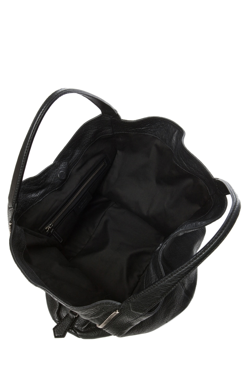 Image 4 of GIVENCHY Large Shopping Bag in Black