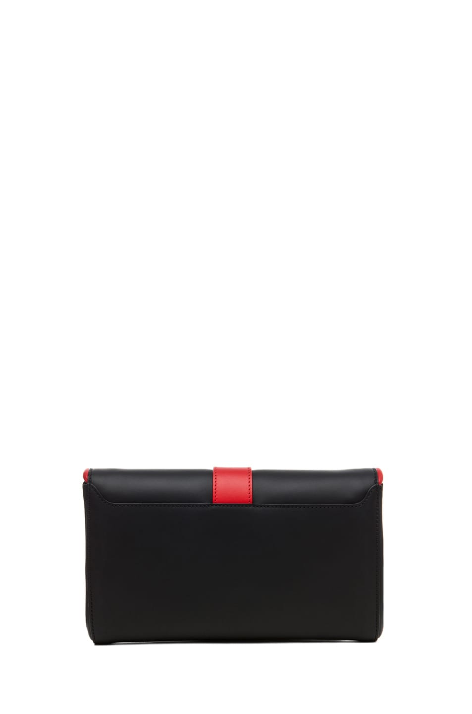 Image 2 of GIVENCHY Obsedia Clutch in Black