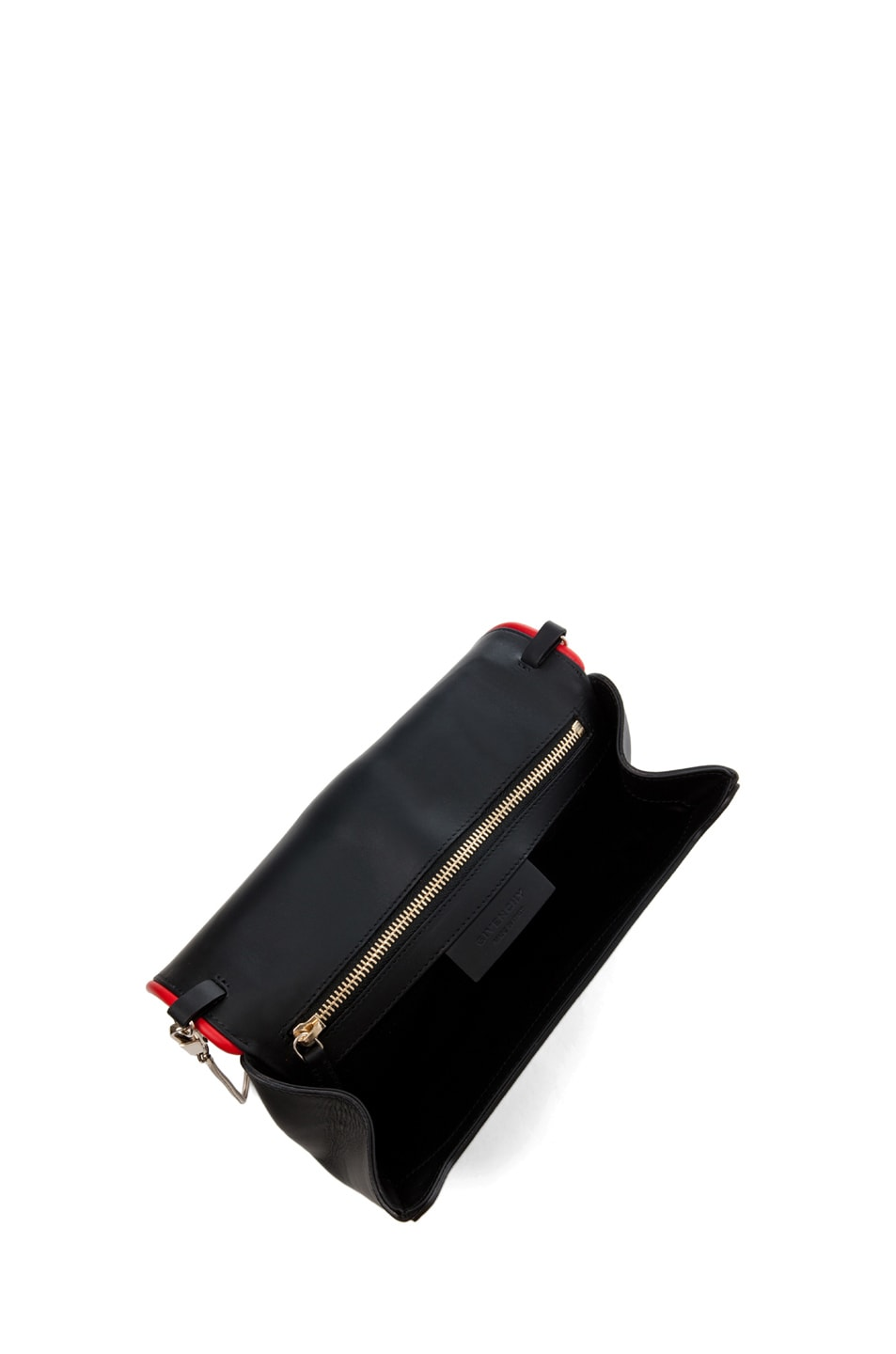 Image 4 of GIVENCHY Obsedia Clutch in Black