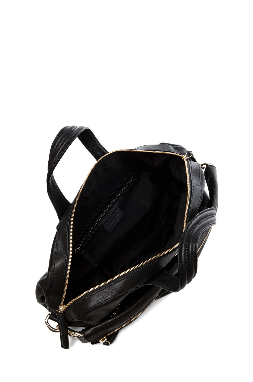 Image 4 of GIVENCHY Nightingale Medium Studded in Black