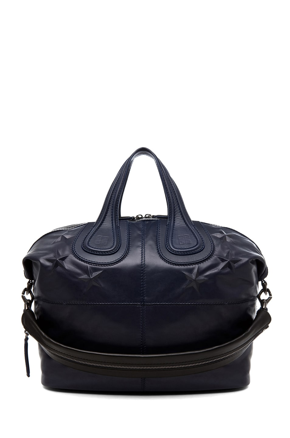 Image 1 of GIVENCHY Nightingale Stars Bag in Navy