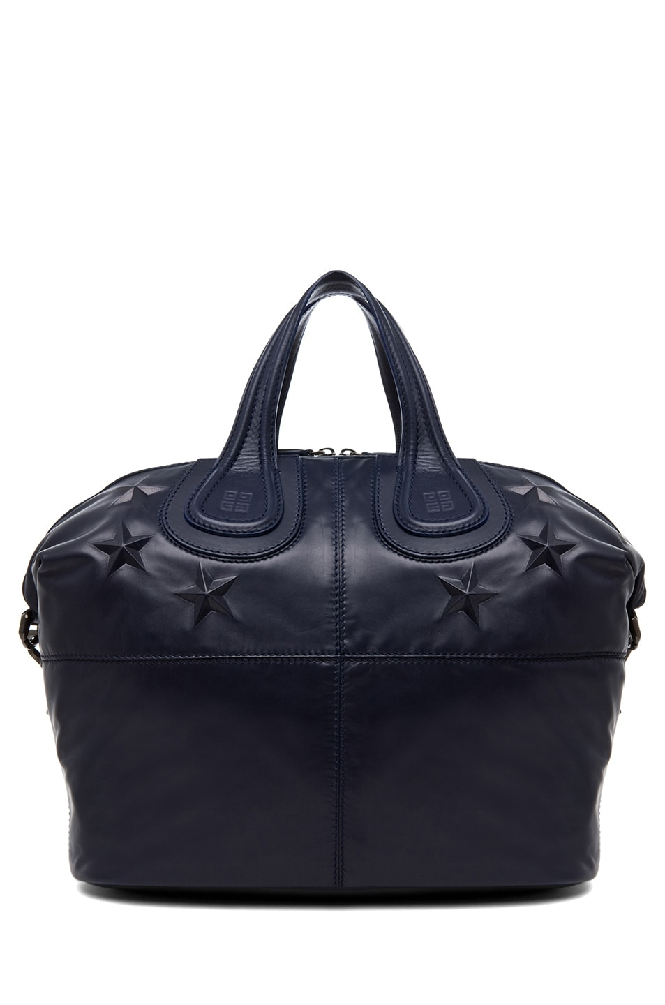 Image 2 of GIVENCHY Nightingale Stars Bag in Navy