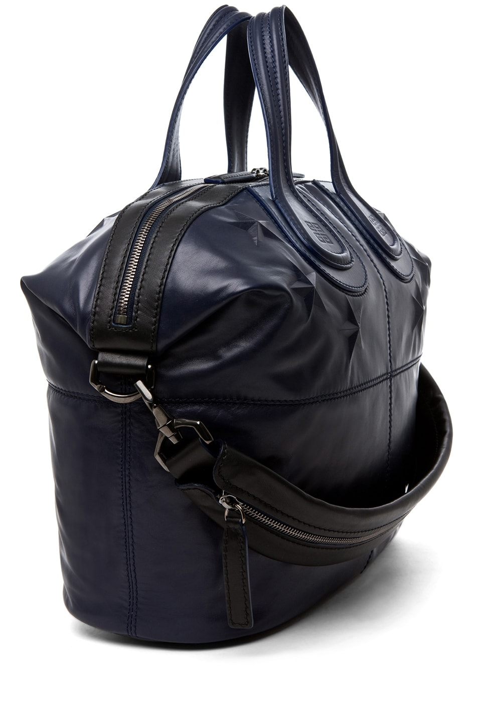 Image 3 of GIVENCHY Nightingale Stars Bag in Navy