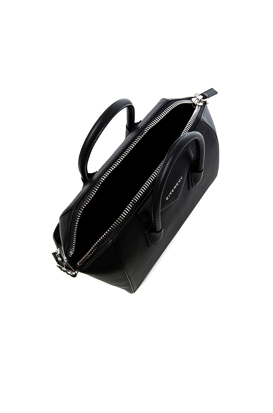 Image 5 of GIVENCHY Medium Antigona in Black