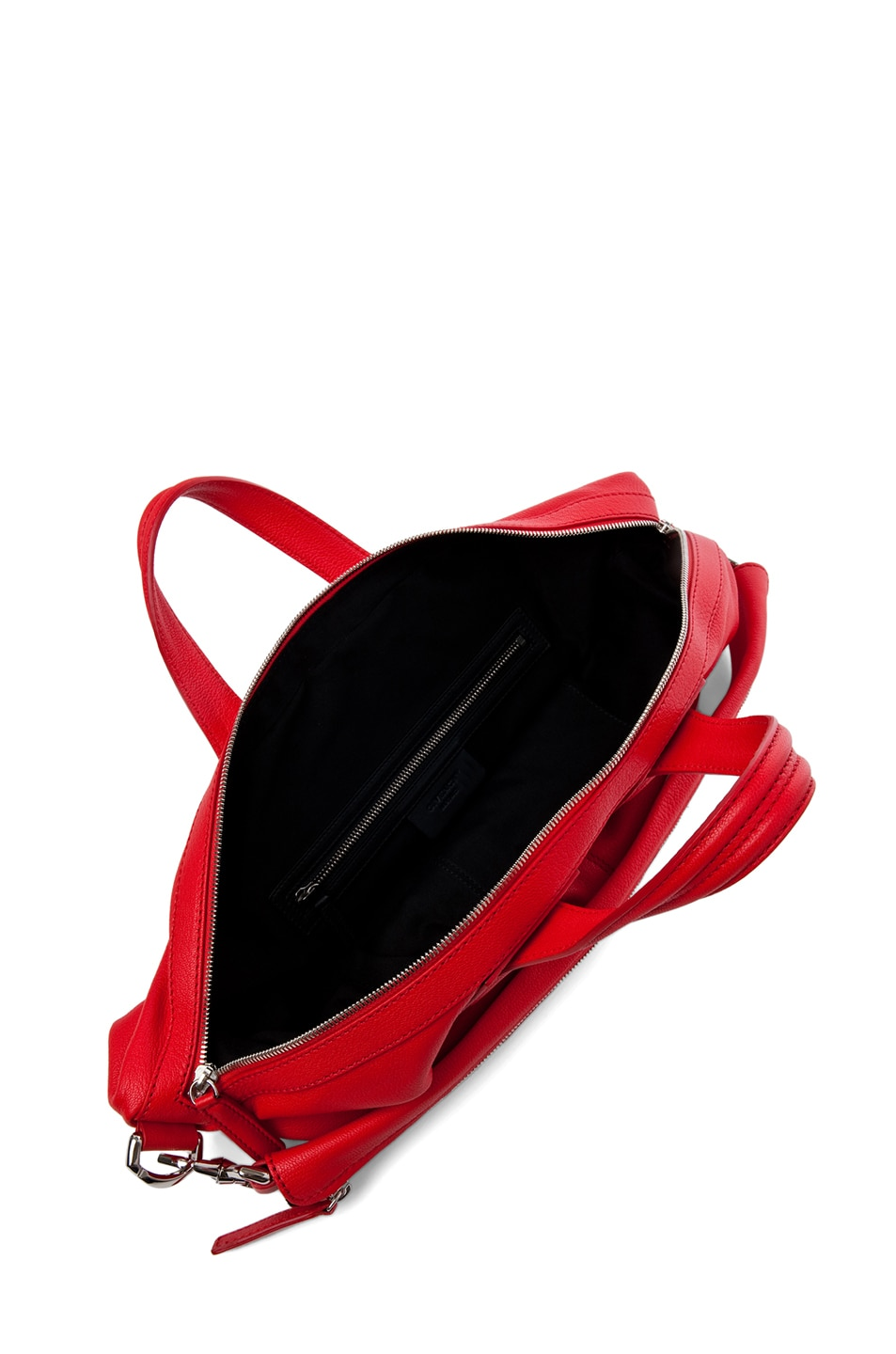 Image 4 of GIVENCHY Medium Nightingale in Red