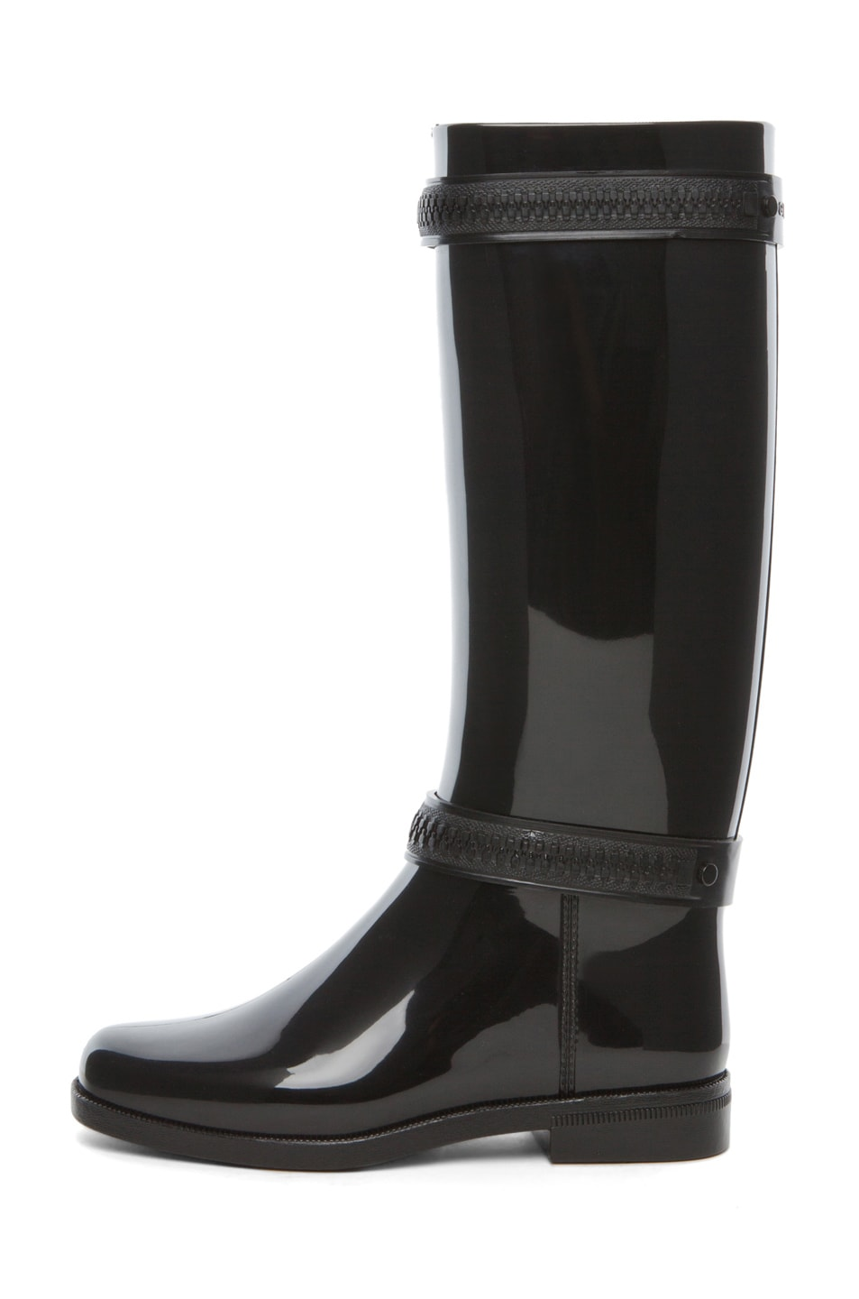 Image 1 of GIVENCHY Rain Boot in Black