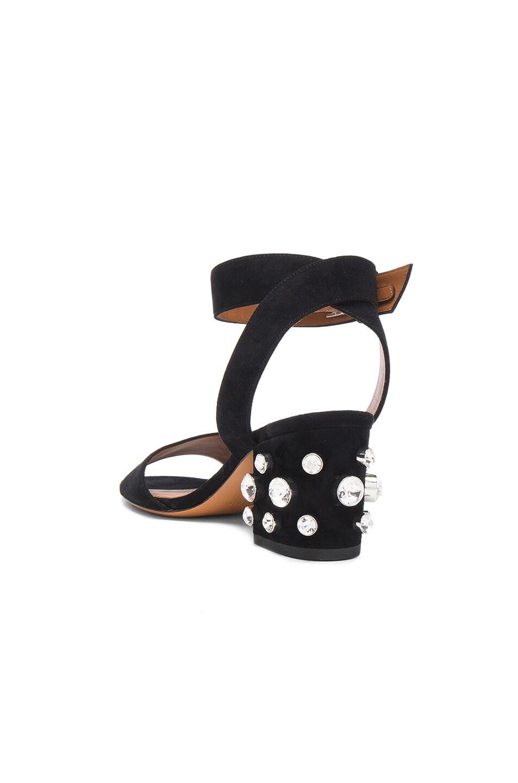 GIVENCHY Crystal Embellished Sandals