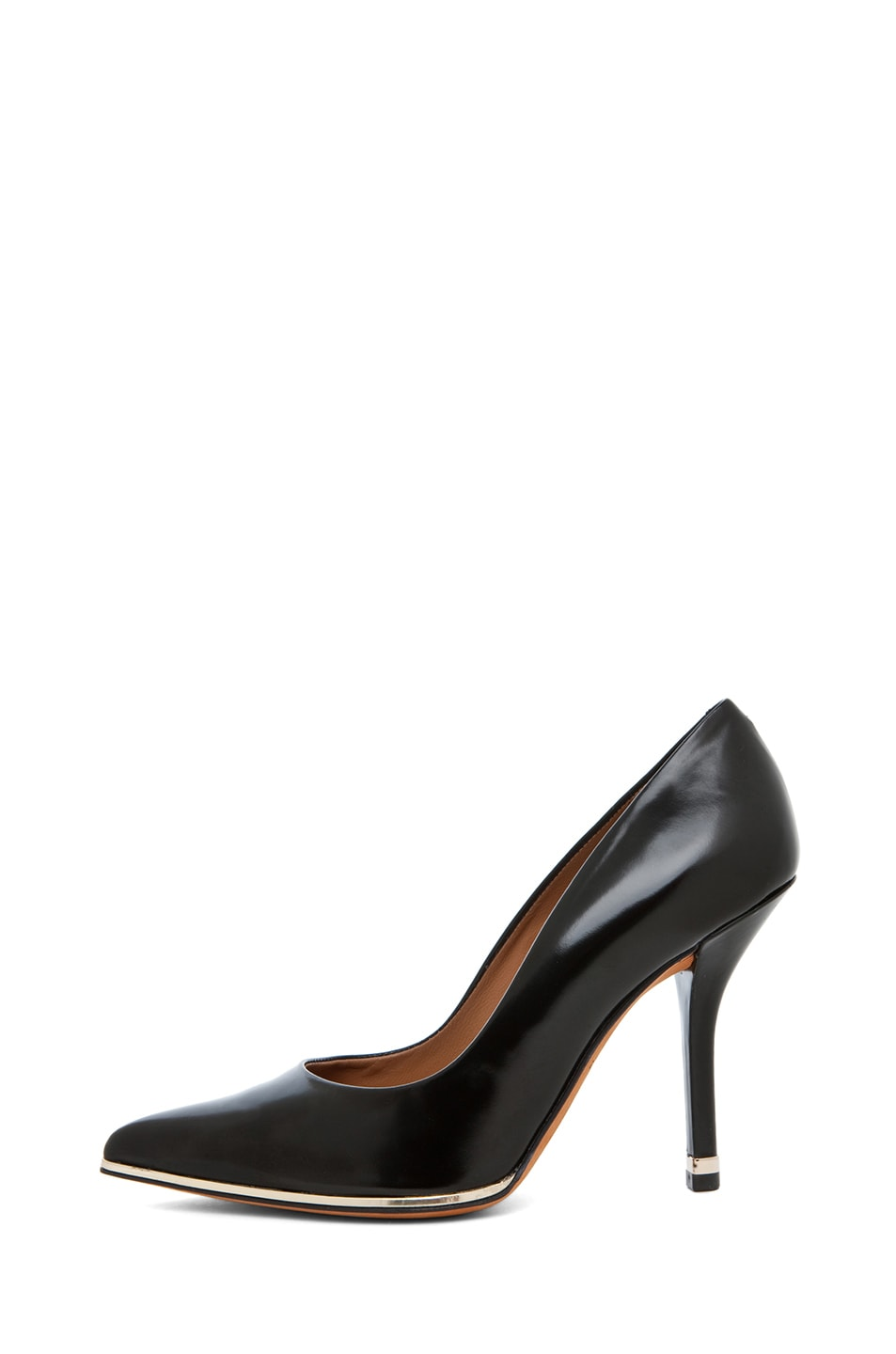 Image 1 of GIVENCHY Anuby Leather Classic Pumps in Black