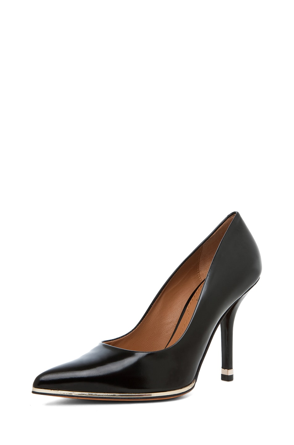 Image 2 of GIVENCHY Anuby Leather Classic Pumps in Black