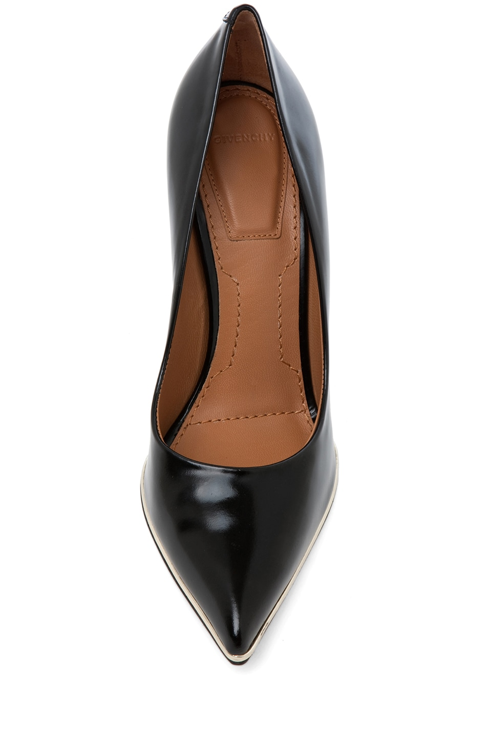 Image 4 of GIVENCHY Anuby Leather Classic Pumps in Black