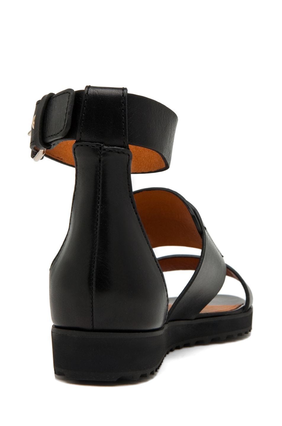 Image 3 of GIVENCHY Biker Sandal in Black