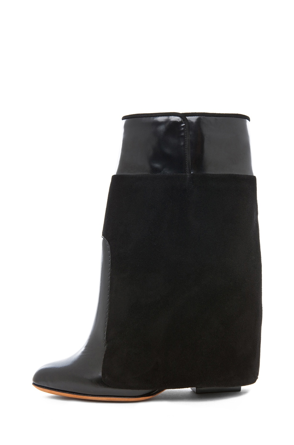 Image 1 of GIVENCHY Podium Bootie in Black