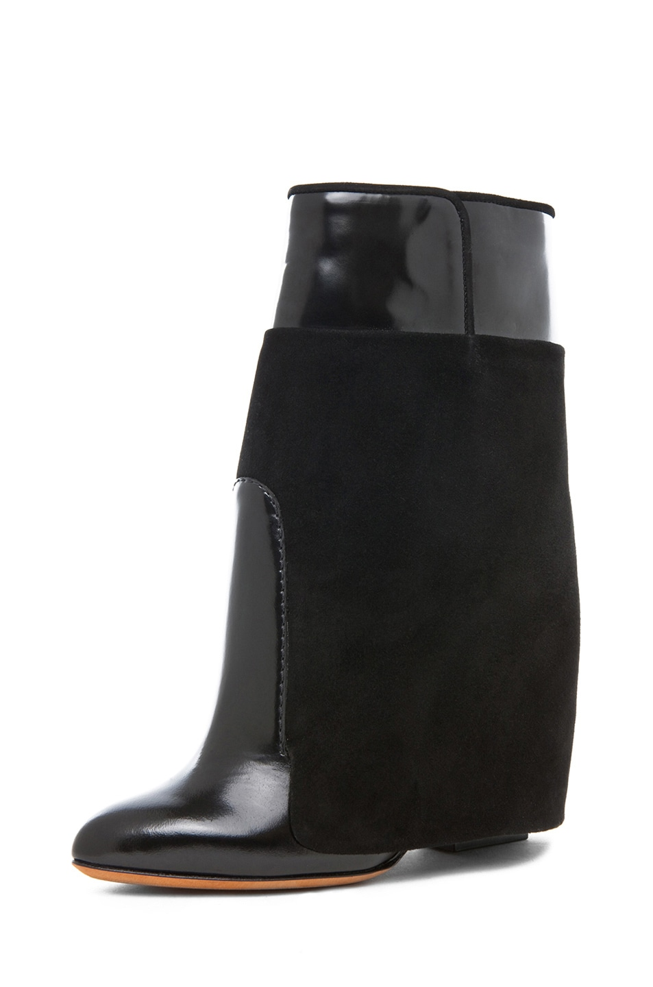 Image 2 of GIVENCHY Podium Bootie in Black