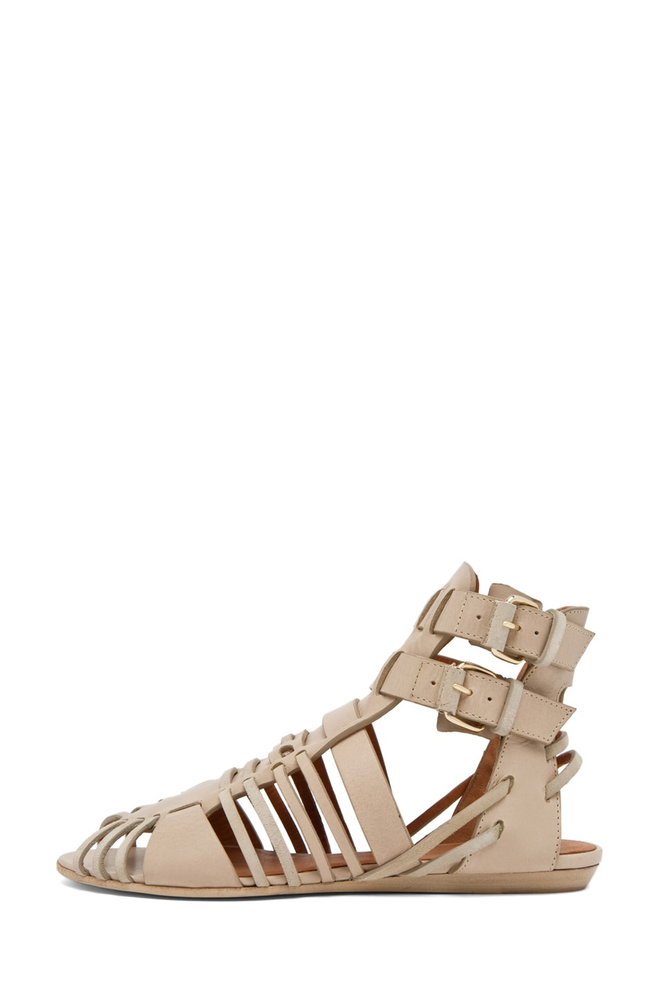 Image 1 of GIVENCHY Gladiator Sandal in Sand