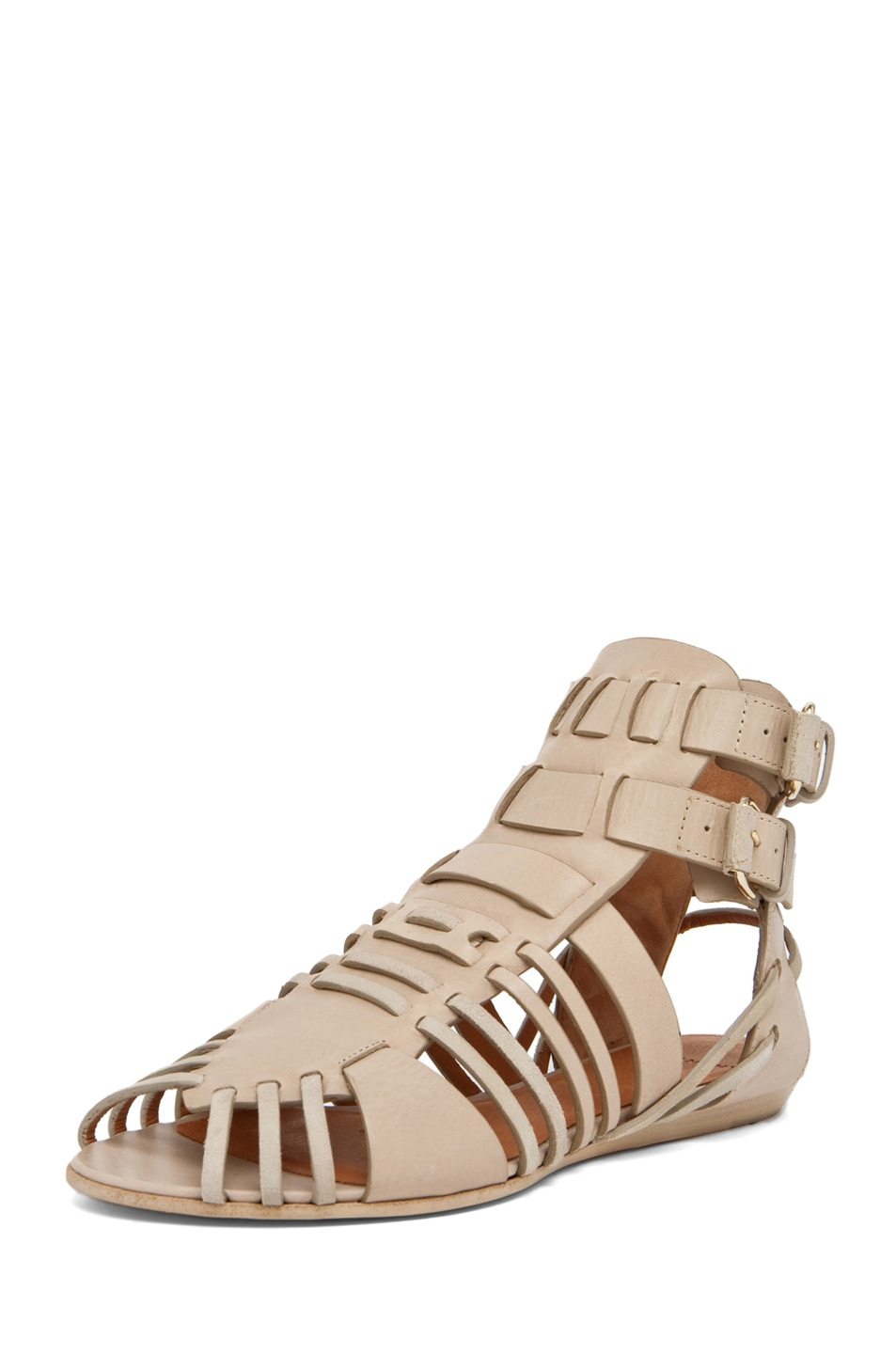 Image 2 of GIVENCHY Gladiator Sandal in Sand
