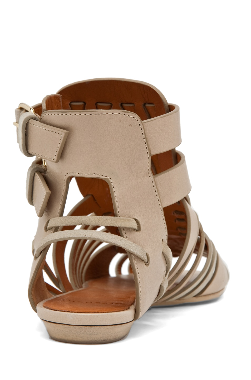 Image 3 of GIVENCHY Gladiator Sandal in Sand