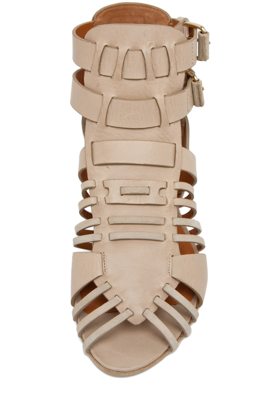 Image 4 of GIVENCHY Gladiator Sandal in Sand