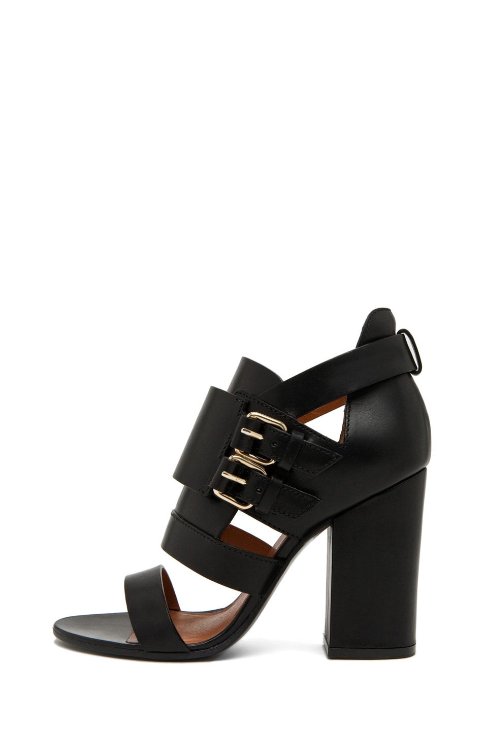 Image 1 of GIVENCHY Vittorias Heel in Black