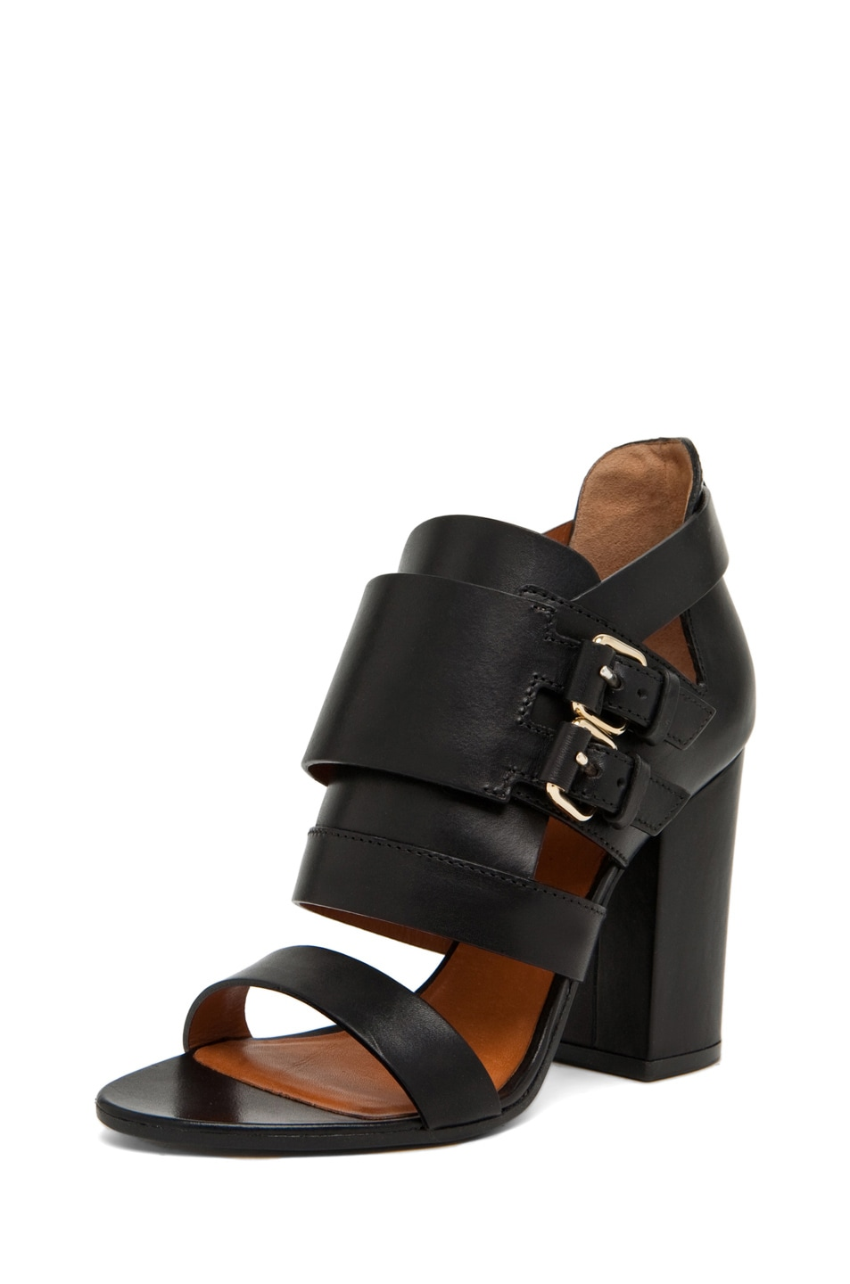Image 2 of GIVENCHY Vittorias Heel in Black