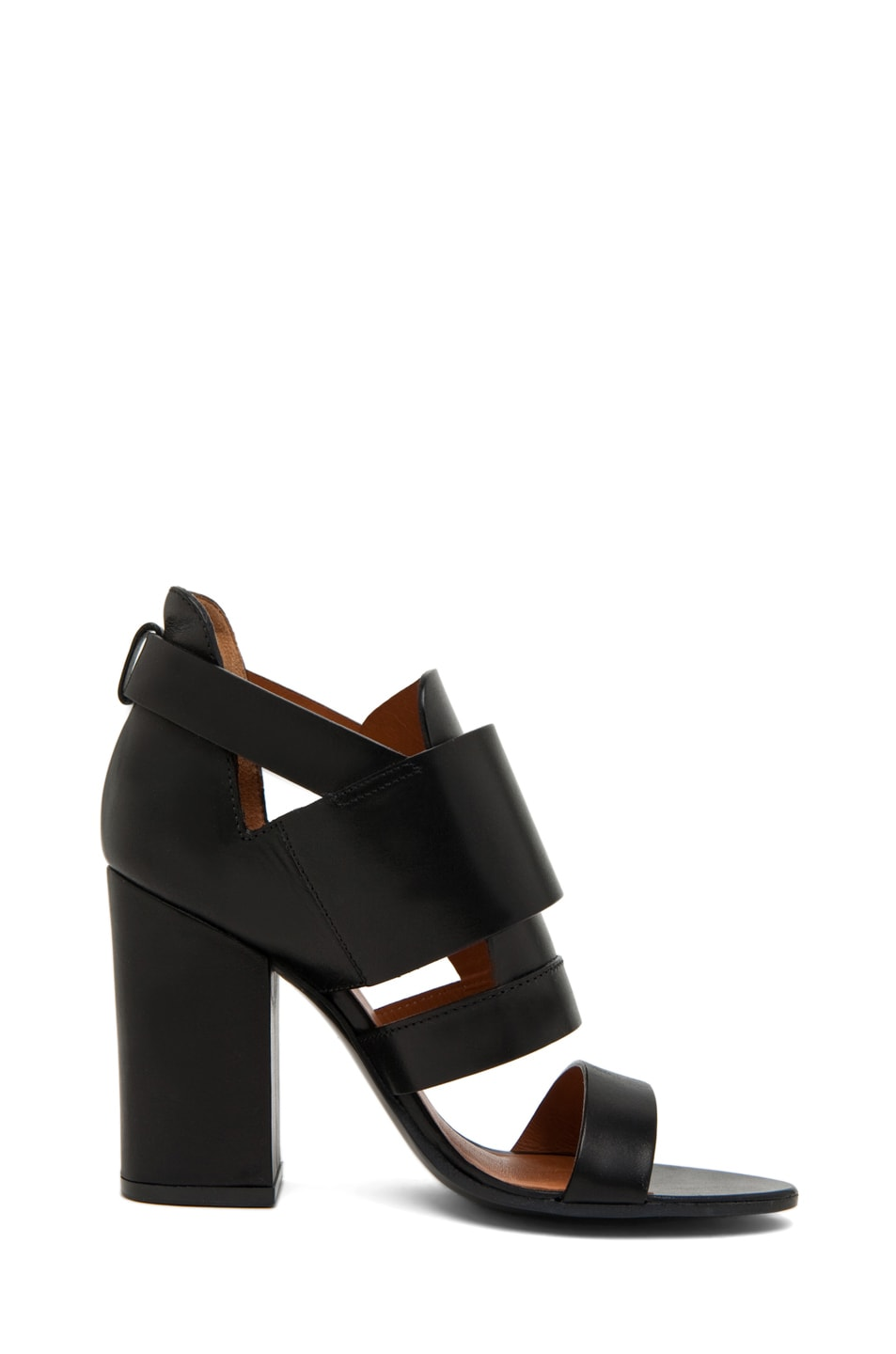 Image 5 of GIVENCHY Vittorias Heel in Black