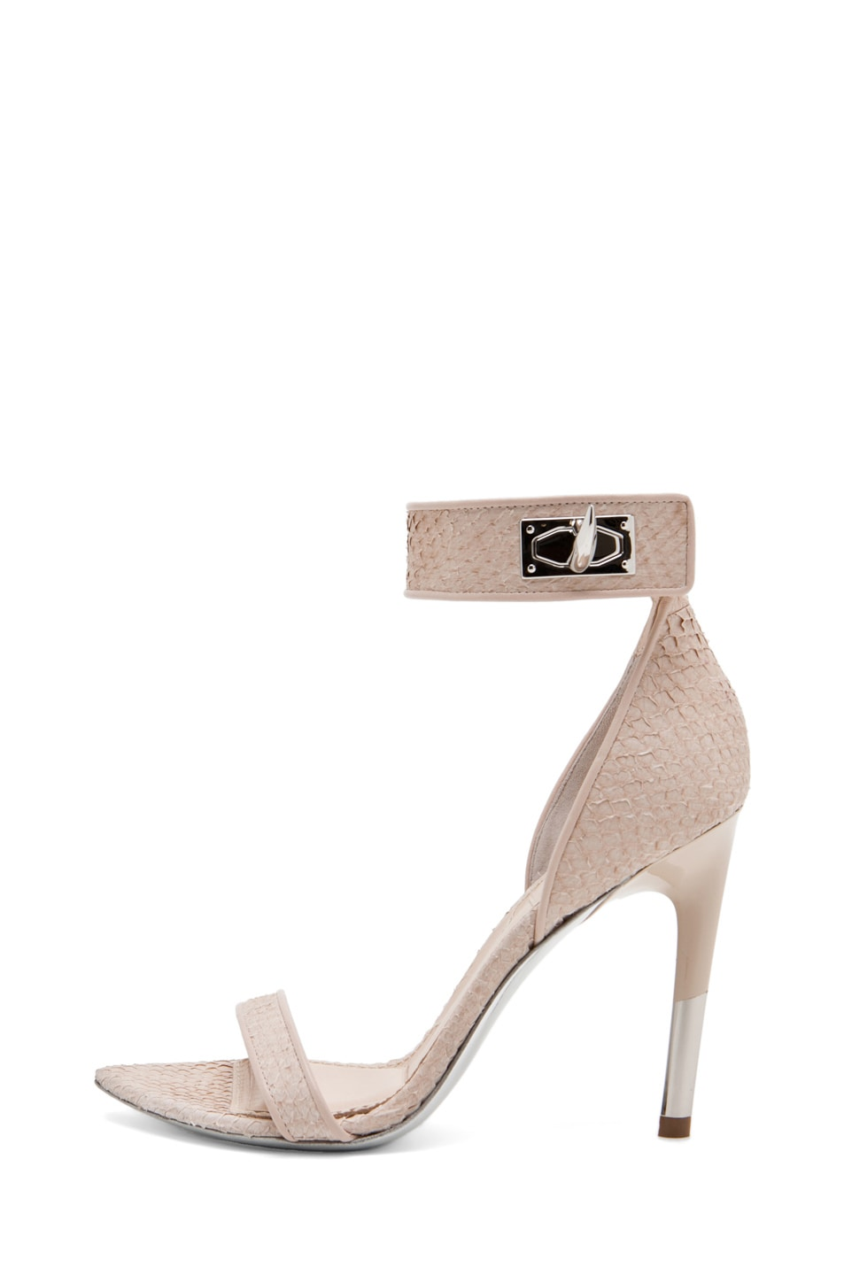 Image 1 of GIVENCHY Guerra Heel in Salmon Powder