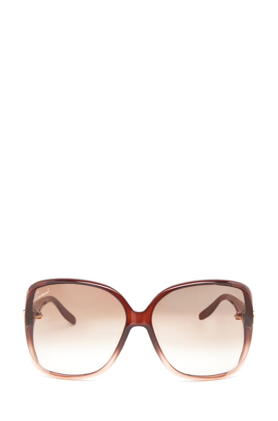 Image 1 of Gucci 3500 Sunglasses in Shaded Brown