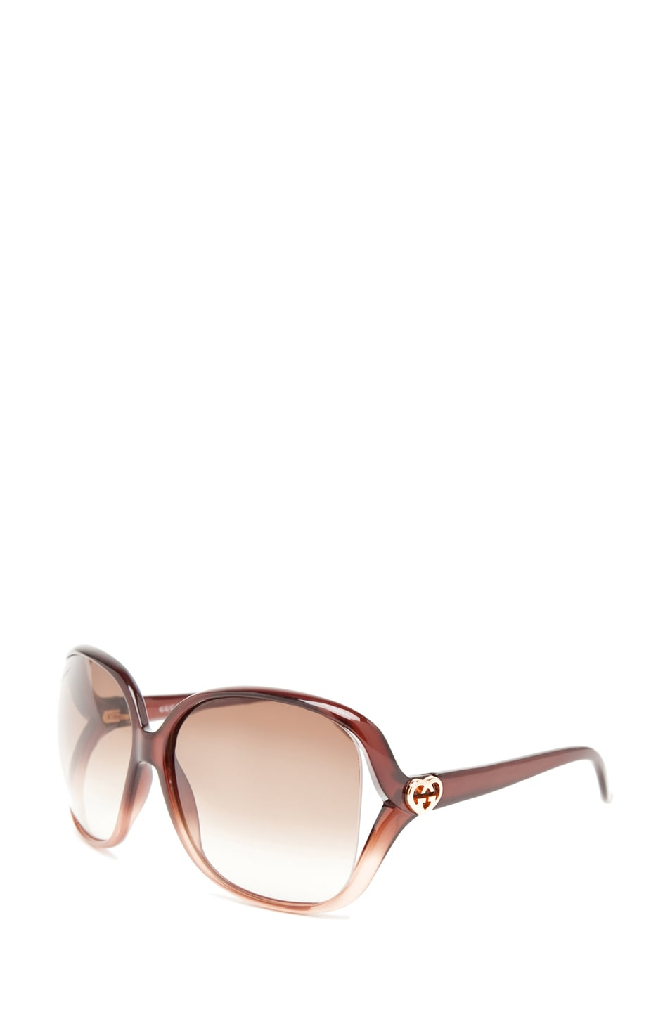 Image 2 of Gucci 3500 Sunglasses in Shaded Brown