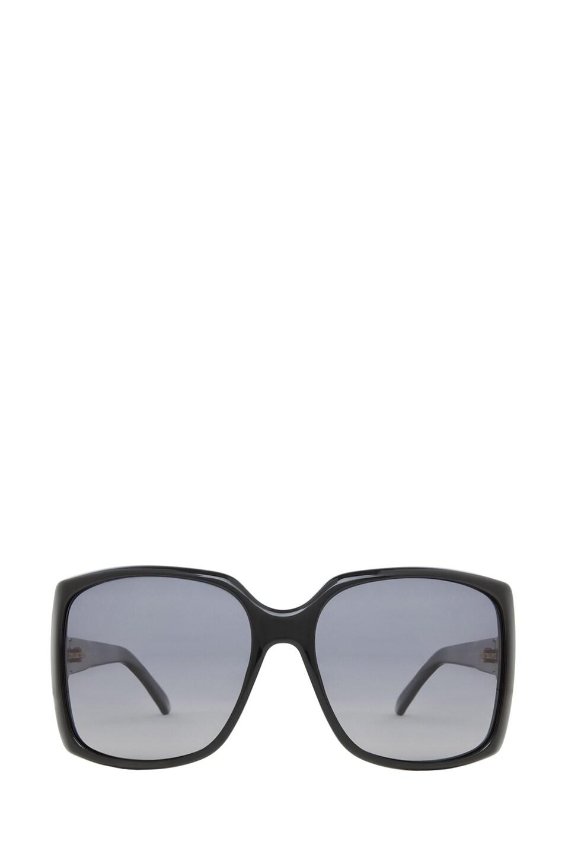 Image 1 of Gucci 3589 Sunglasses in Black & Gray Polarized