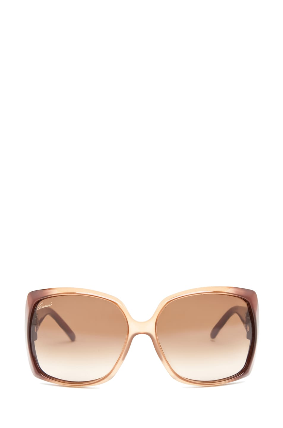 Image 1 of Gucci 3503 Sunglasses in Brown Beige
