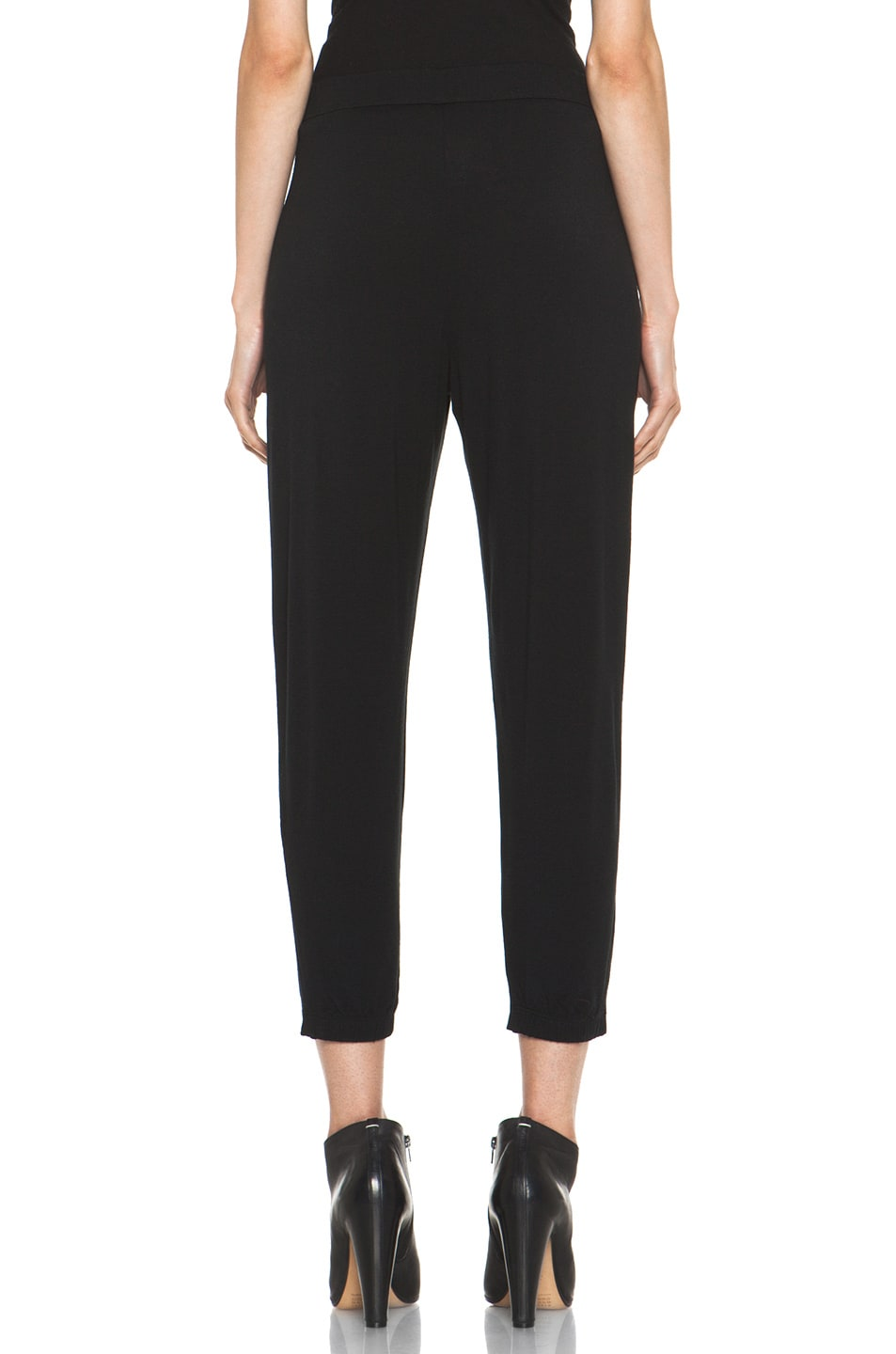 Image 4 of HELMUT Nova Jersey Pant in Charcoal