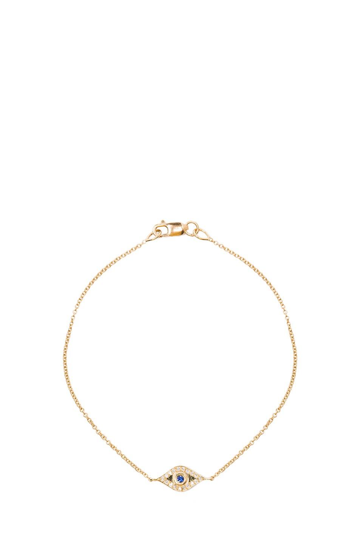 Image 1 of Ileana Makri Wisdom Bracelet in Yellow Gold