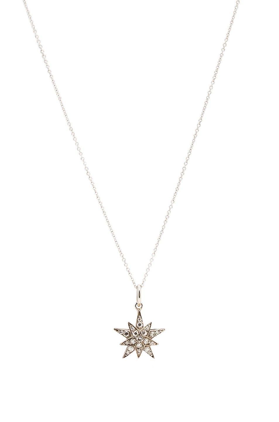 Image 1 of Ileana Makri Centaurus Pendant Necklace in Silver